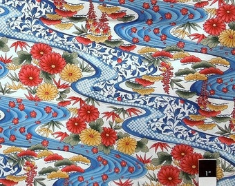 SALE Kona Bay KORA-02 Korakeun Multi Cotton Fabric 1 Yd