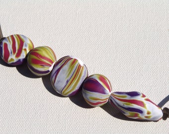 Polymer Clay Beads/Party