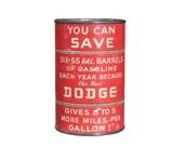 Dodge Car Coin Bank, Vintage Metal Piggy Bank