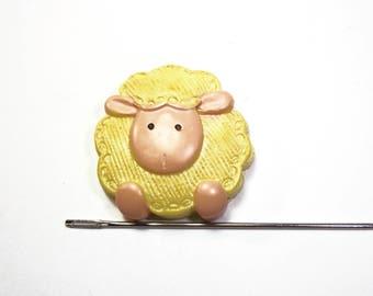 Sheep Needle Minder Magnet