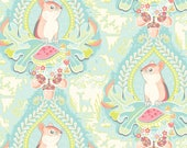Morning Glen Blue - Stacy Peterson for Blend Fabrics - Quilters Cotton Fabric