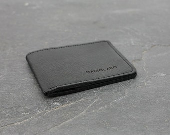 Mariclaro Billfold made from the interior of a 1996 BMW 750iL V12