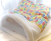 Paperclips Little Critter Plush Snuggle Sleep Sack Bed for Your Favorite Little Pet