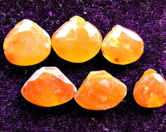 Beads,CARNELIAN, Focal, Drop, Side Drill, Orange, Burnt Umber, All Natural, CORNELIAN