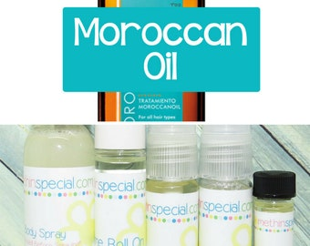 Moroccan Oil Perfume, Perfume Spray, Body Spray, Perfume Roll On, Perfume Sample Oil, Dry Oil Spray, You Pick the Product You Want