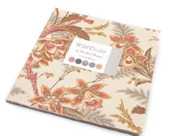 MODA Wild Orchid Layer Cake by Blackbird Designs