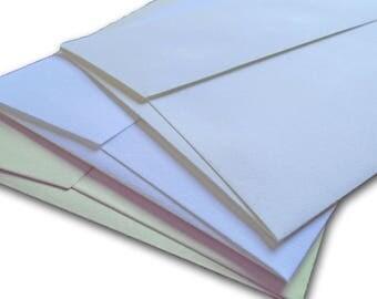 Crane's Lettra Cotton A1 RSVP envelopes - 25 pk