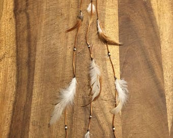 Native American hair clip (reserved)