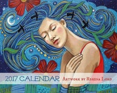 2017 Wall Calendar - Everyday Magic for Dreamers
