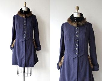 Pankhurst coat | 1910s antique Edwardian coat | vintage Edwardian wool coat