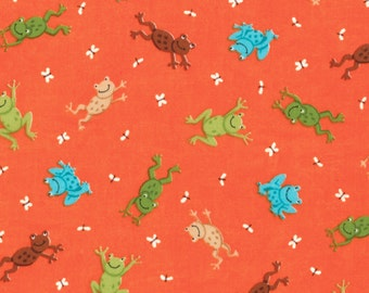 Meadow Friends Remnant 1 & 1/2 yards 19492-16