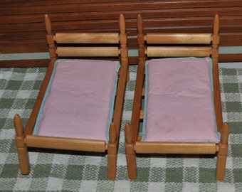 Vintage Strombecker Twin Beds Ginny or Ginger Sized