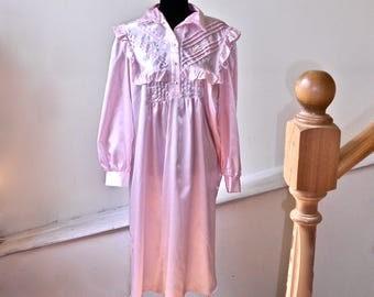 Moonlight Bay Satin Nightgown