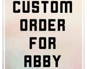 Custom Order cable Knit Cloche, Hood Hat, and 2 Headbands For Abby