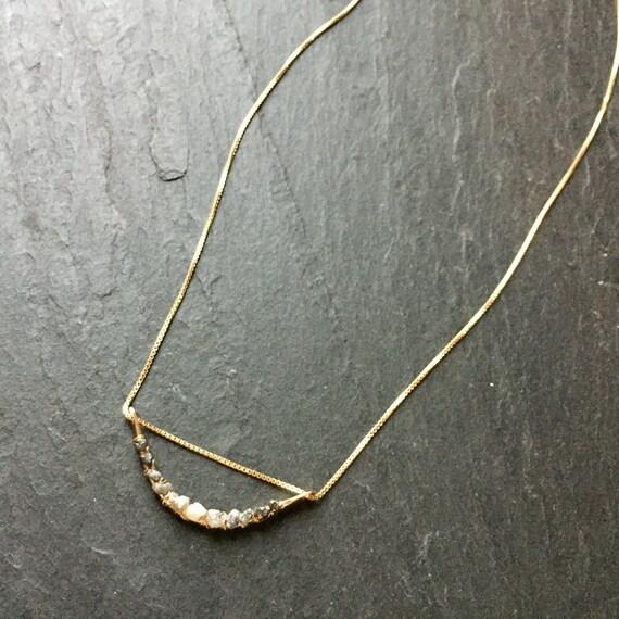 Signature Bar Necklace