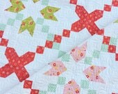 Cross Stitch PDF Quilt Pattern #123