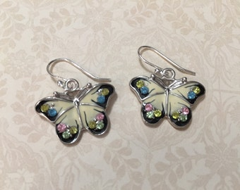 Dreaming of butterflies earrings