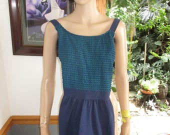 Jantzen Women's Bathing Suit / Swim Dress Sun Suit Size 14