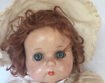 Big Eyes Little Angel/Dream Baby Possibly R and B Baby Doll/ Sleep Eyes/Needs TLC, Mamma Doll/ A Vintage Revolution