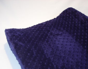 Changing Pad Cover Eggplant Purple