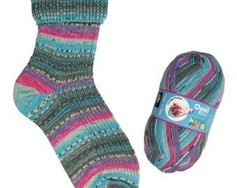 Opal Sock Yarn Fresh & Juicy, 100g/465yd, 9367