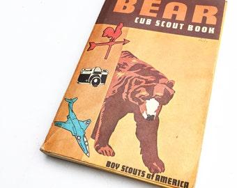 Vintage Cub Scout Handbook (1981)