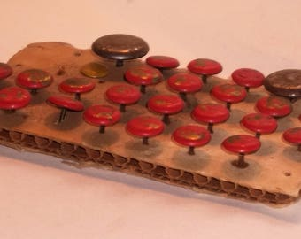 Industrial Rustic Thumb Tacks