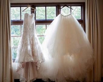 Tulle Skirt, Over skirt, Wedding Skirt, Wedding Dress, Ball Gown, Tulle Ball Gown, Bridal Skirt, Bridal Dress, Ivory Tulle Skirt, Tutu skirt
