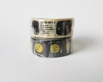Constellation Solar System Moon Masking Tape