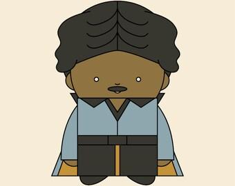 Little Lando Calrissian