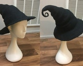 Black Witch Hat - Feed My Hobby SALE