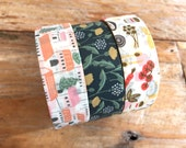 Single Japanese Washi Masking Tape - 15mm Czech Village, Dandelion, and Cooking tapes at you choice for packaging