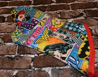 DC Girl Power Oven Mitt