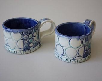 Ceramic Mug, Ceramic Coffee Cup, Coffee Cup, Tea Mug, Tea Cup, Coffee Lover Gift, Tea Time,  Little Luxuries