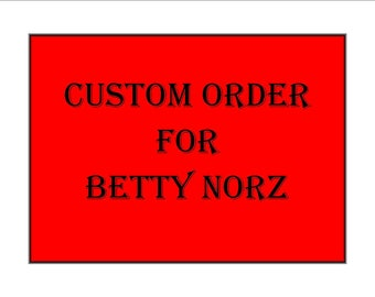 CUSTOM ORDER For Betty Norz Two Rufus The Moonshiner Wood Carvings