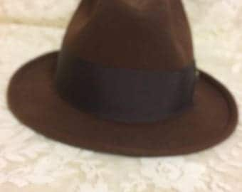 Handsome Custom Hat by Cross Roads for Men