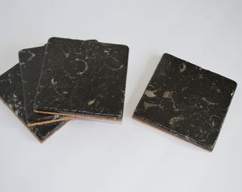 4 Marble coaster