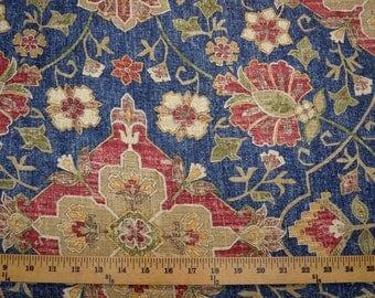 Bettina Dark Denim Covington Fabric