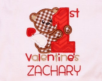 My first Valentines Bodysuit