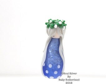 Mini Lost Girl - Doll Bead