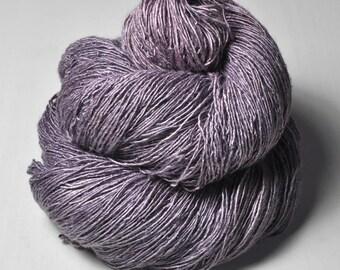 Julia's death - Tussah Silk Fingering Yarn