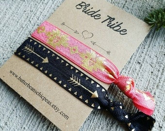 Bride Tribe.  Bridal Party or Shower Favors.