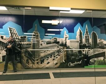 Cleveland Graffiti Murals Made to Order