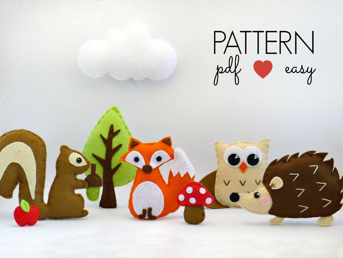 Easy Owl Cake Pattern