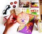 Geeky Pinback Buttons Weasleys Wizard Fandom Apparel NerdyAccessories