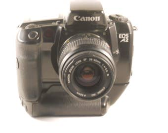 Canon EOS A-2 35MM Camera