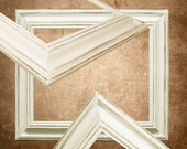 Picture Frame Picture Frame 8x10 Picture Frames Ivory Shabby Chic Picture Frames Distessed Rustic Wedding Frames Home Decor Custom Colors