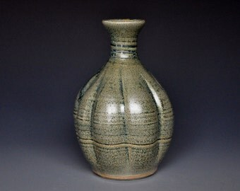 Pottery Bud Vase Stoneware Flower Vase Handmade Ceramic Vase A