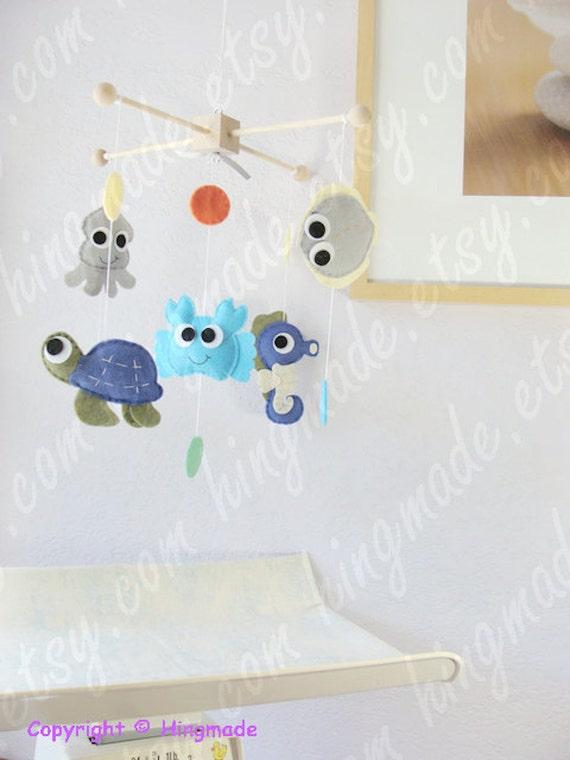 Baby Crib Mobile Nursery Mobile Ceiling Hanging Mobile