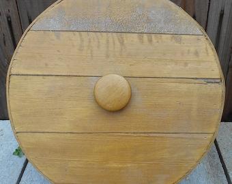 Cheese Box - Round Cheese Box